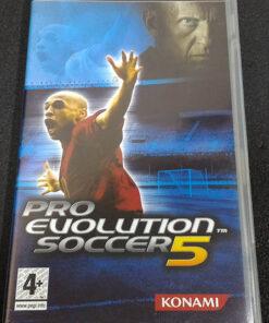 Pro Evolution Soccer 5 PSP