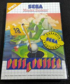 Putt & Putter MASTER SYSTEM