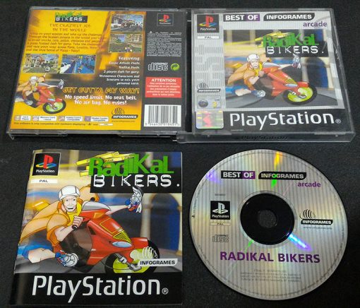 Radikal Bikers PS1