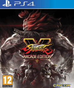 Street Fighter V - Arcade Edition PS4