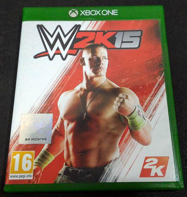 WWE 2K15 XONE