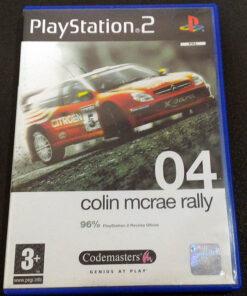 Colin McRae Rally 04 PS2