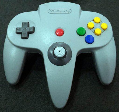 AcessórioUsado Nintendo 64 Comando