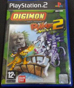 Digimon Rumble Arena 2 PS2