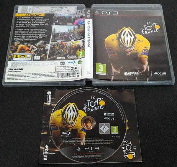 Le Tour de France PS3