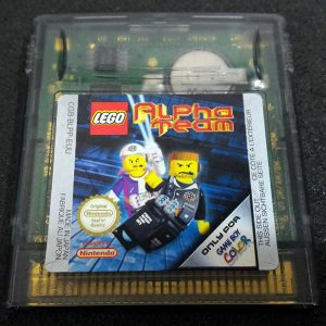 Lego Alpha Team GAME BOY COLOR