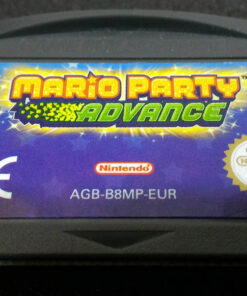 Mario Party Advance CART GAME BOY ADVANCE