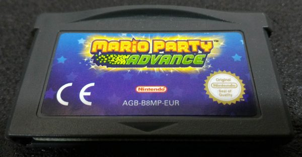 Mario Party Advance CART GAME BOY ADVANCE