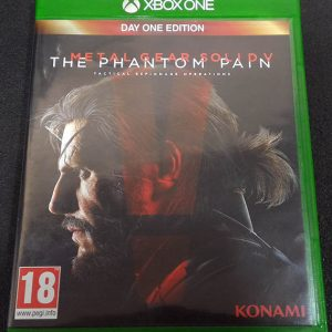 Metal Gear Solid V: Phantom Pain XONE