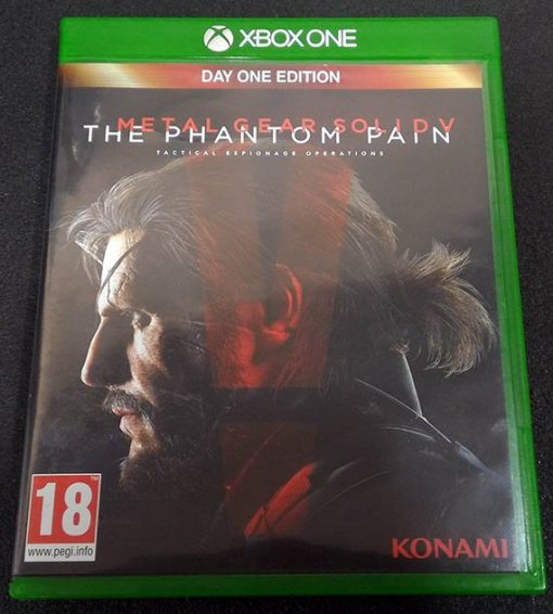 Metal Gear Solid V: Phantom Pain XONE