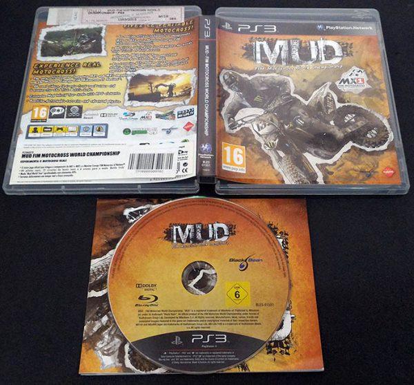 MUD: FIM Motocross World Championship PS3