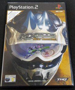 MX 2002 Feat. Ricky Carmichael PS2