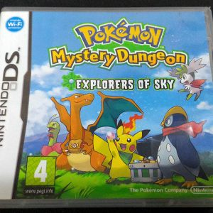 Pokémon Mystery Dungeon: Explorers of Sky NDS