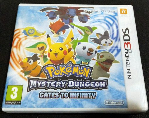 Pokémon Mystery Dungeon: Gates to Infinity 3DS