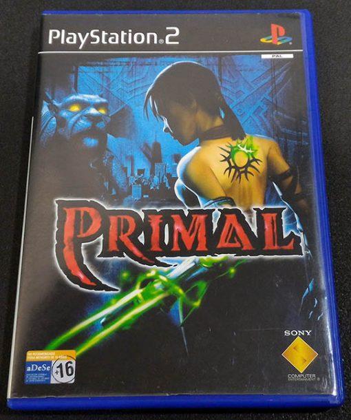 Primal PS2