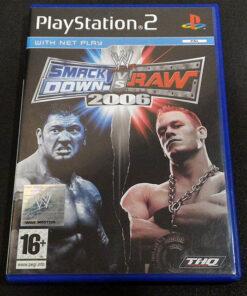 Smackdown vs Raw 2006 PS2