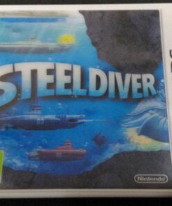 Steel Diver 3DS