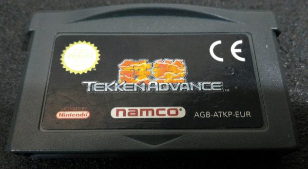 Tekken Advance CART GAME BOY ADVANCE