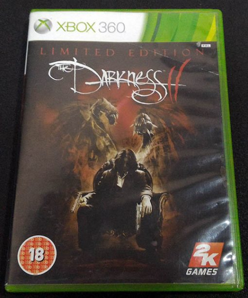 The Darkness II X360