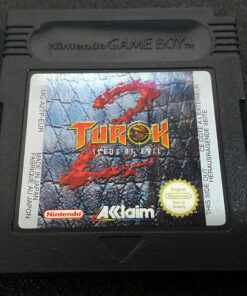 Turok 2: Seed of Evil GAME BOY