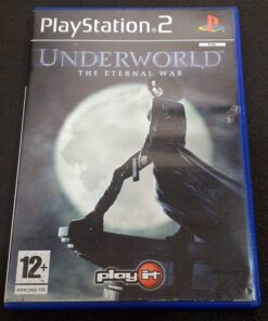 Underworld: The Eternal War PS2