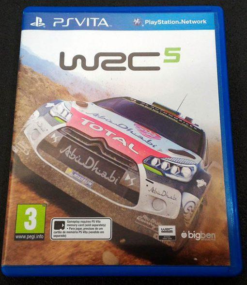 WRC 5 PSVITA