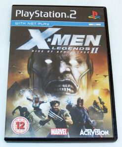 X-Men Legends II: Rise of Apocalypse PS2