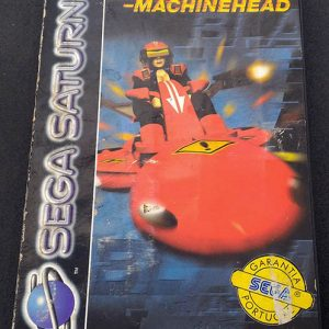 Blam! Machinehead SEGA SATURN