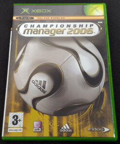 Championship Manager 2006 XBOX
