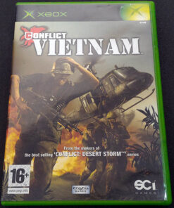 Conflict: Vietnam XBOX