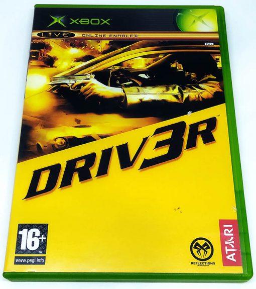 Driv3r XBOX