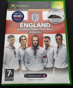 England International Football XBOX