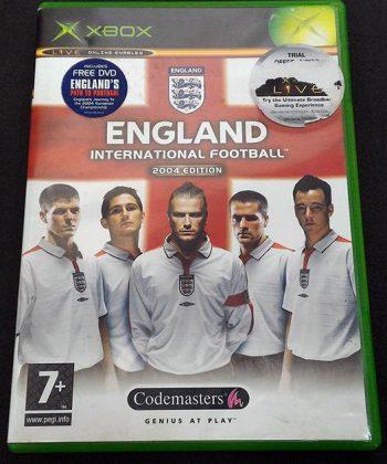 England International Football XBOX