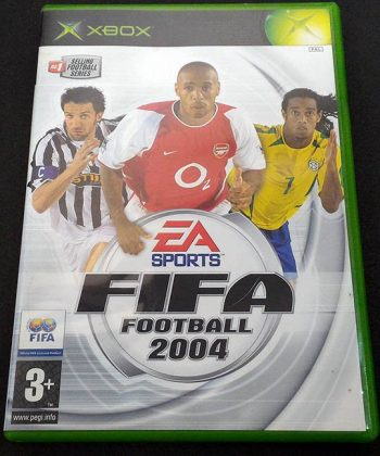 FIFA 2004 XBOX