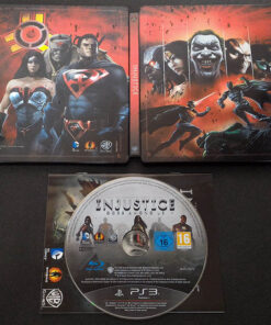 Injustice: Gods Among Us - Special Edition PS3