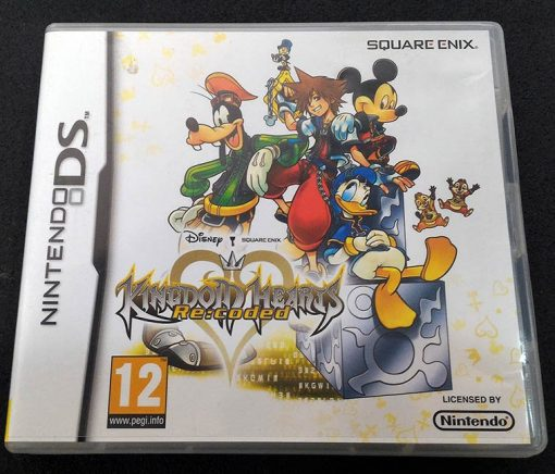Kingdom Hearts: Re:coded NDS