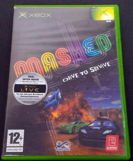 Mashed XBOX