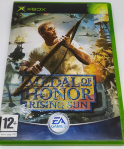 Medal of Honor: Rising Sun XBOX