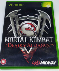 Mortal Kombat: Deadly Alliance XBOX