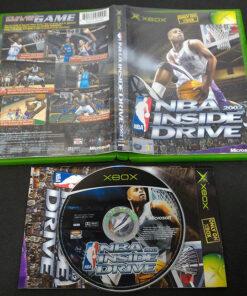 NBA Inside Drive 2002 XBOX