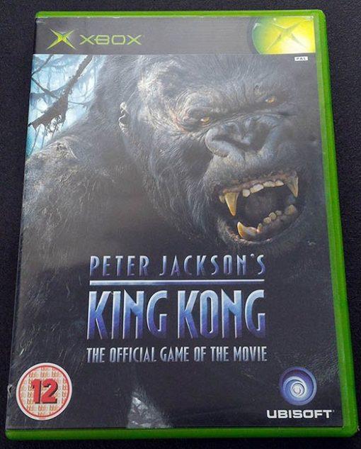 Peter Jackson's King Kong XBOX