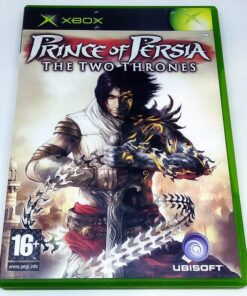 Prince of Persia: The Two Thrones XBOX