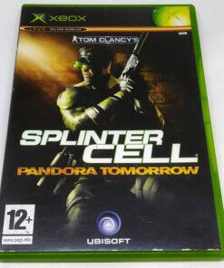Splinter Cell: Pandora Tomorrow XBOX
