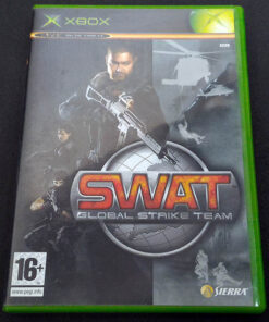 SWAT: Global Strike Team XBOX