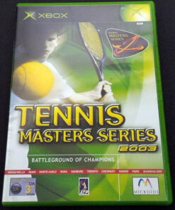 Tennis Masters Series 2003 XBOX