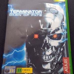 The Terminator: Dawn of Fate XBOX