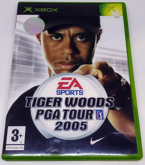 Tiger Woods PGA Tour 2005 XBOX