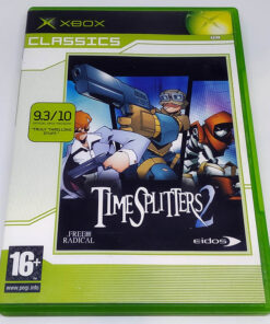 Time Splitters 2 XBOX