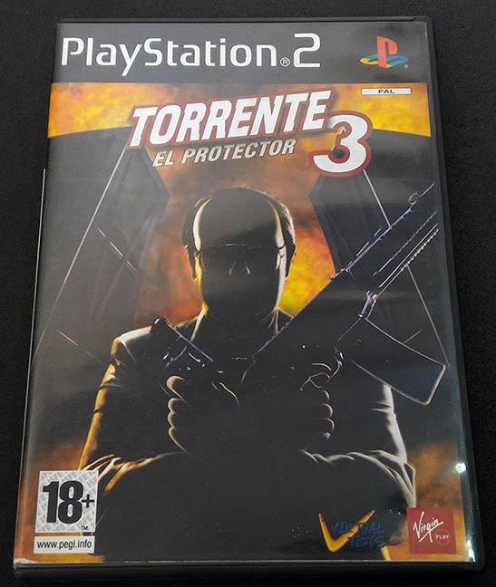 Torrente 3: El Protector PS2