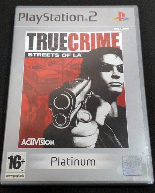 True Crime: Streets of LA PS2